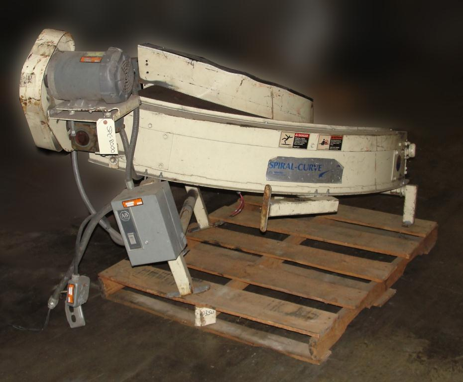 Conveyor PORTEC belt conveyor model AA2214, CS4