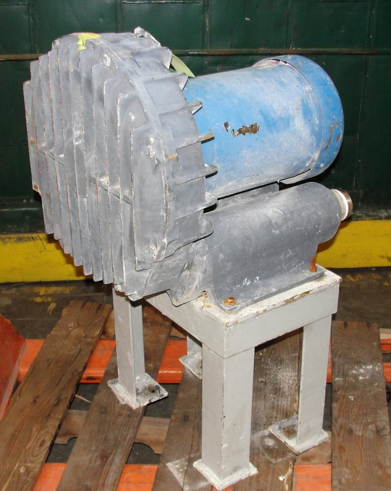 Blower regenerative blower Gast model R-AJ104GA1