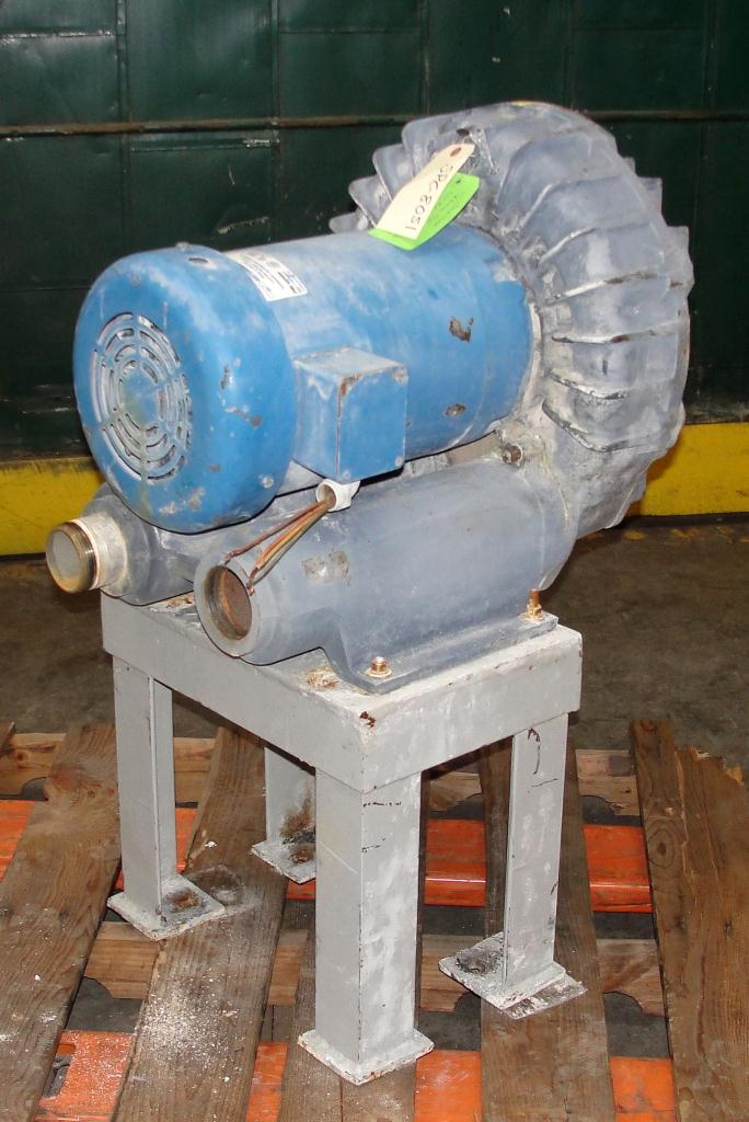 Blower regenerative blower Gast model R-AJ104GA2