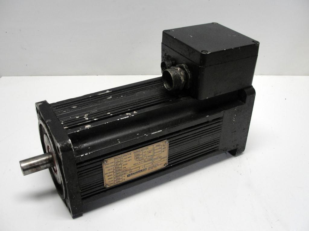 Miscellaneous Equipment Emerson model BLM-6210-4 CS1
