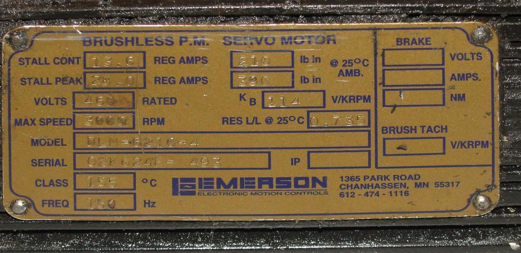 Miscellaneous Equipment Emerson CS2