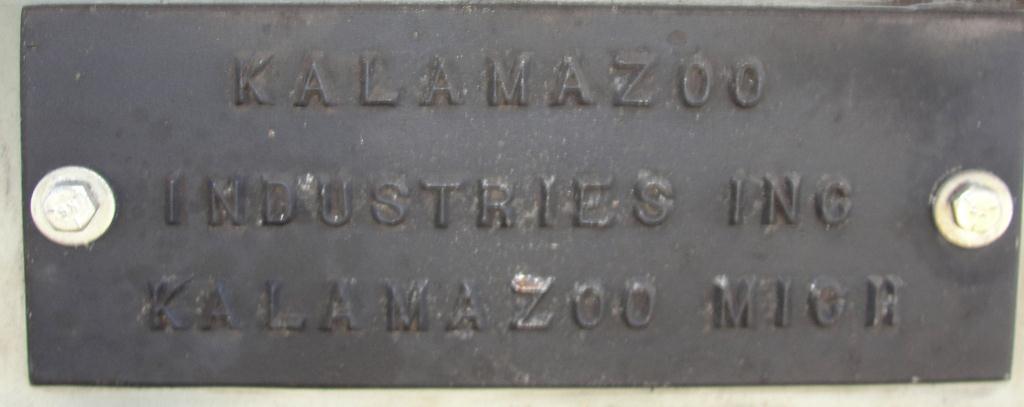 Machine Tool 16 Kalamazoo Industries abrasive cut off saw 7.5 hp2