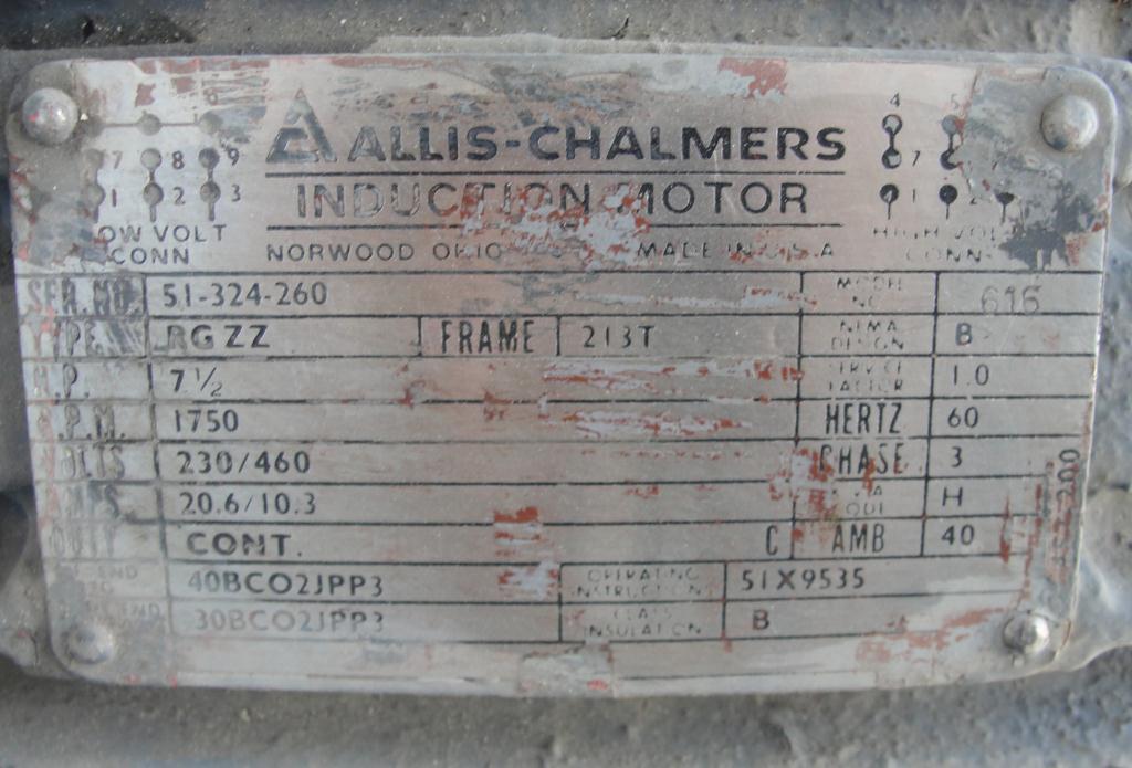 Machine Tool 16 Kalamazoo Industries abrasive cut off saw 7.5 hp4