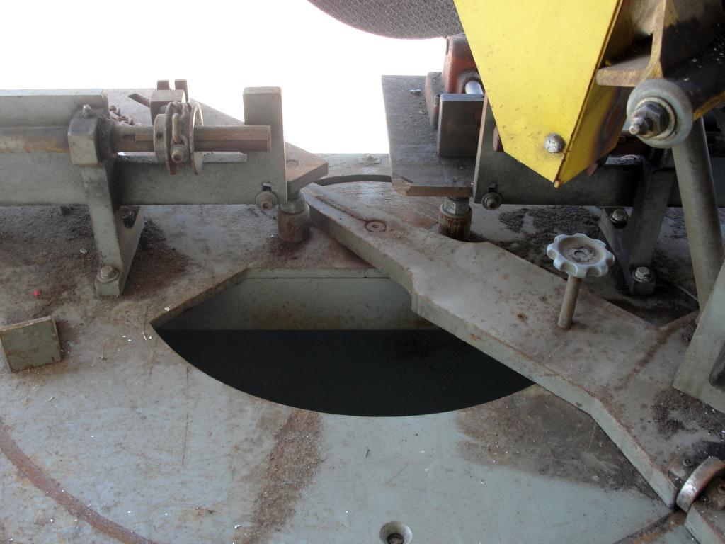 Machine Tool 16 Kalamazoo Industries abrasive cut off saw 7.5 hp5