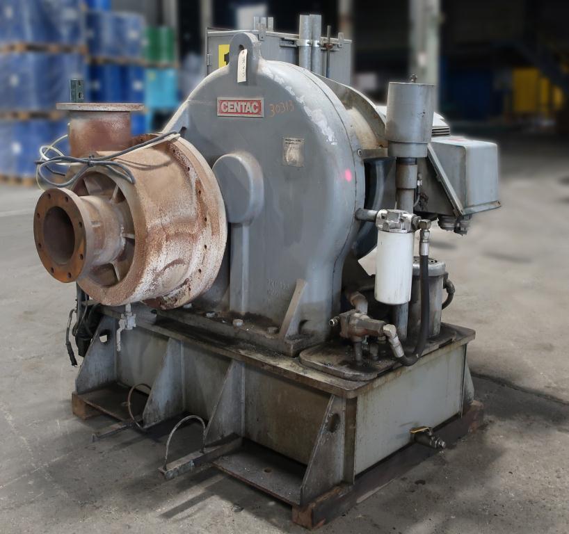 Compressor 250 hp Ingersol-Rand air compressor model CH5-18M1H, 1817 cfm1