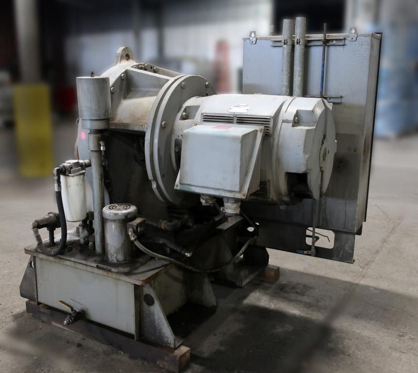 Compressor 250 hp Ingersol-Rand air compressor model CH5-18M1H, 1817 cfm2
