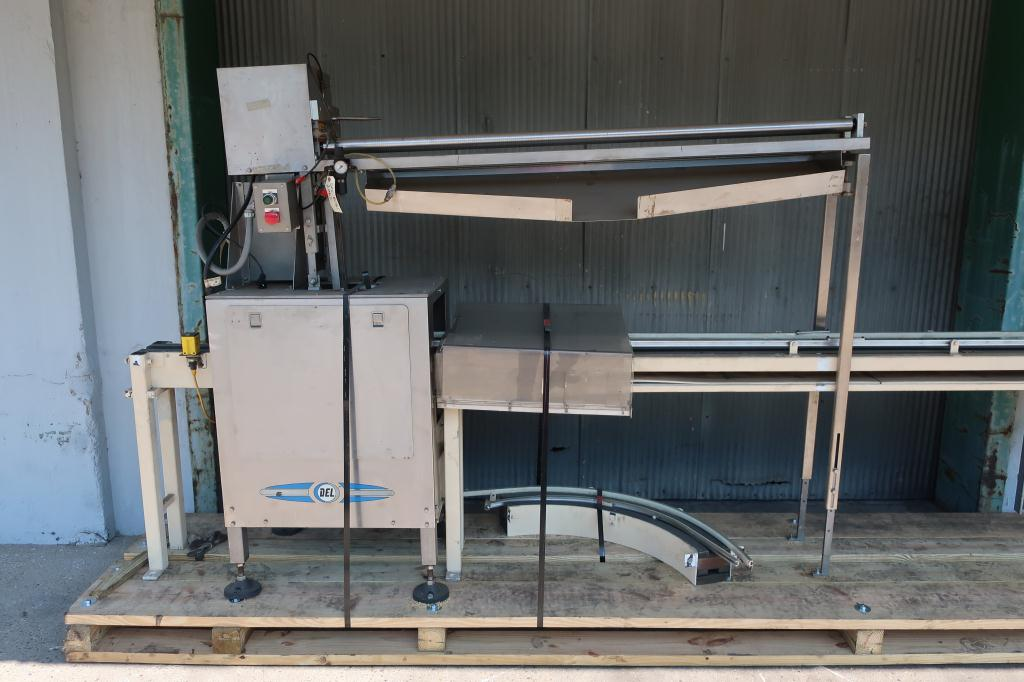 Capping Machine Del Packaging overcapper model SRC-SRH, 401 cans, up to 100 cpm3