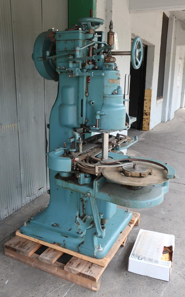 Canning Machine Canco can seamer model 422-IE, set up for 401 dia., up to 90 cpm2
