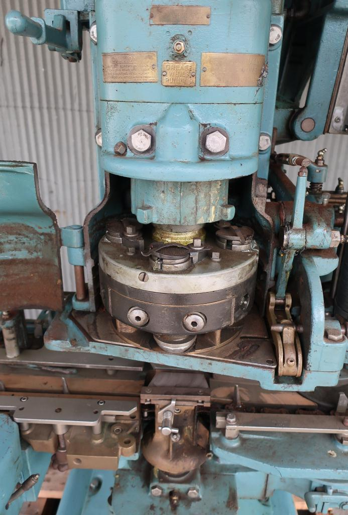 Canning Machine Canco can seamer model 422-IE, set up for 401 dia., up to 90 cpm4