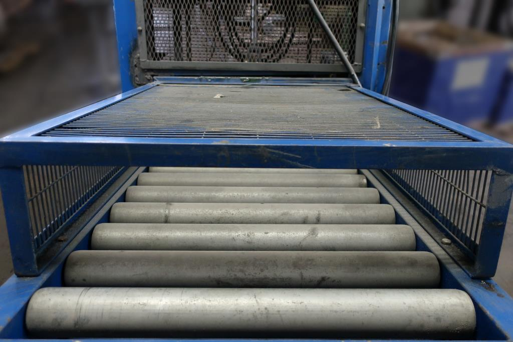 Miscellaneous Equipment Hydraulic guillotine cutting machine, CS4