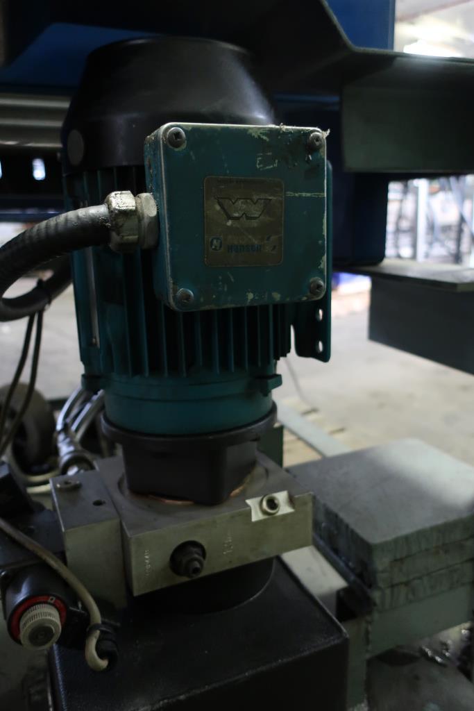 Miscellaneous Equipment Hydraulic guillotine cutting machine, CS6