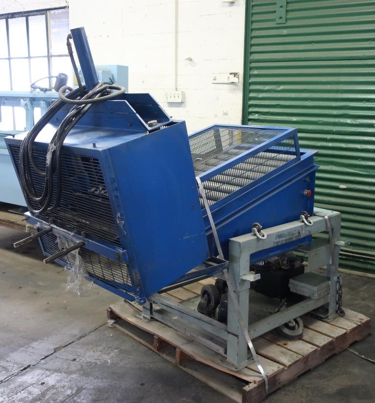 Miscellaneous Equipment Hydraulic guillotine cutting machine, CS7