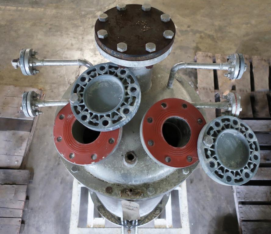 Tank 60 gallon vertical tank, Stainless Steel3