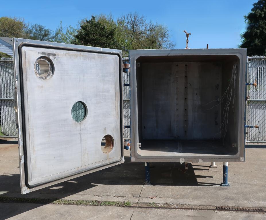 Dryer Stokes vacuum shelf dryer model 338-4, Stainless Steel3