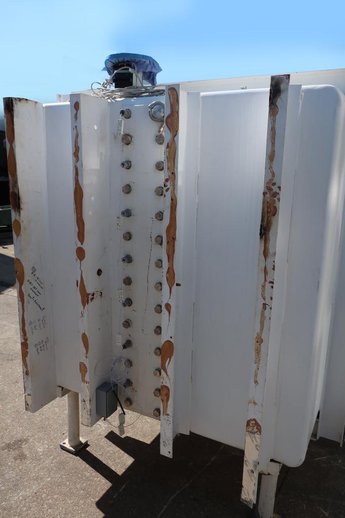 Dryer Stokes vacuum shelf dryer model 338-4, Stainless Steel6