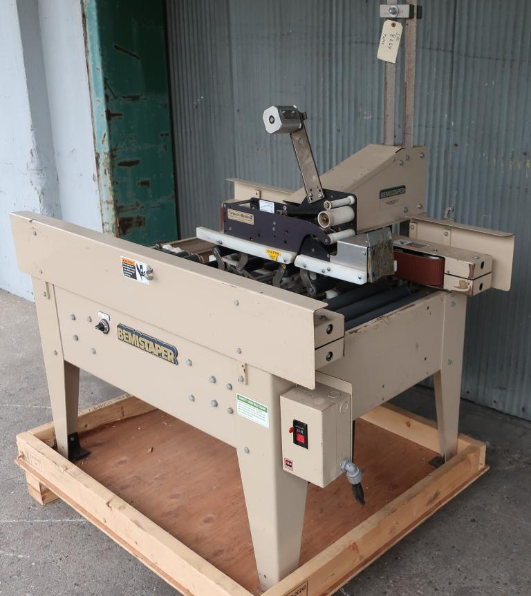 Case Sealer Bemis case taper model 1020 S - 3