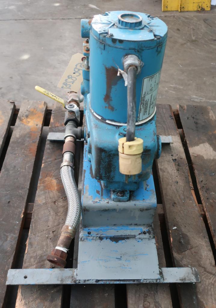 Pump 1 Neptune Chemical Pump diaphragm metering pump, CS3