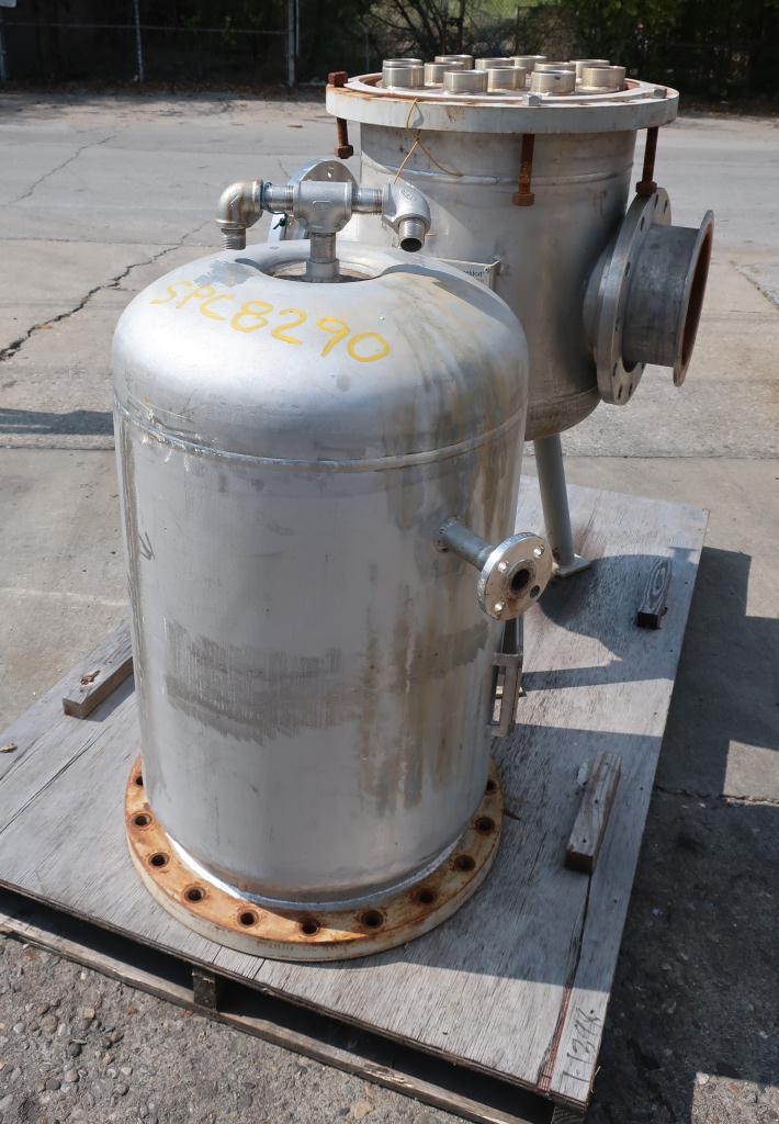 Filtration Equipment Ultrafilter gmbh cartridge filter model SRF 1920, Stainless Steel1