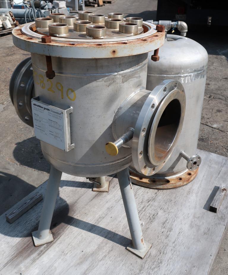 Filtration Equipment Ultrafilter gmbh cartridge filter model SRF 1920, Stainless Steel2