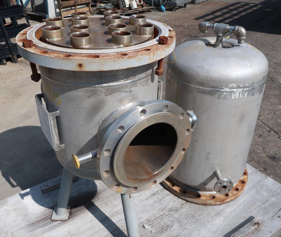 Filtration Equipment Ultrafilter gmbh cartridge filter model SRF 1920, Stainless Steel4