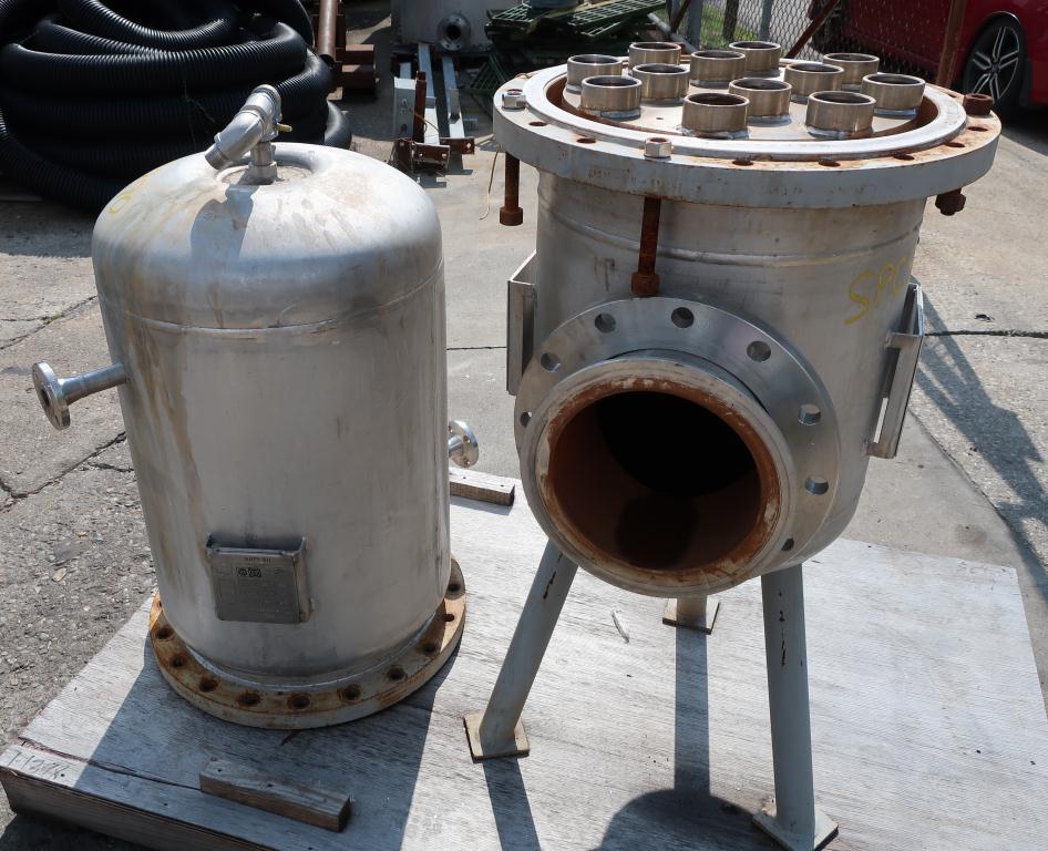 Filtration Equipment Ultrafilter gmbh cartridge filter model SRF 1920, Stainless Steel5
