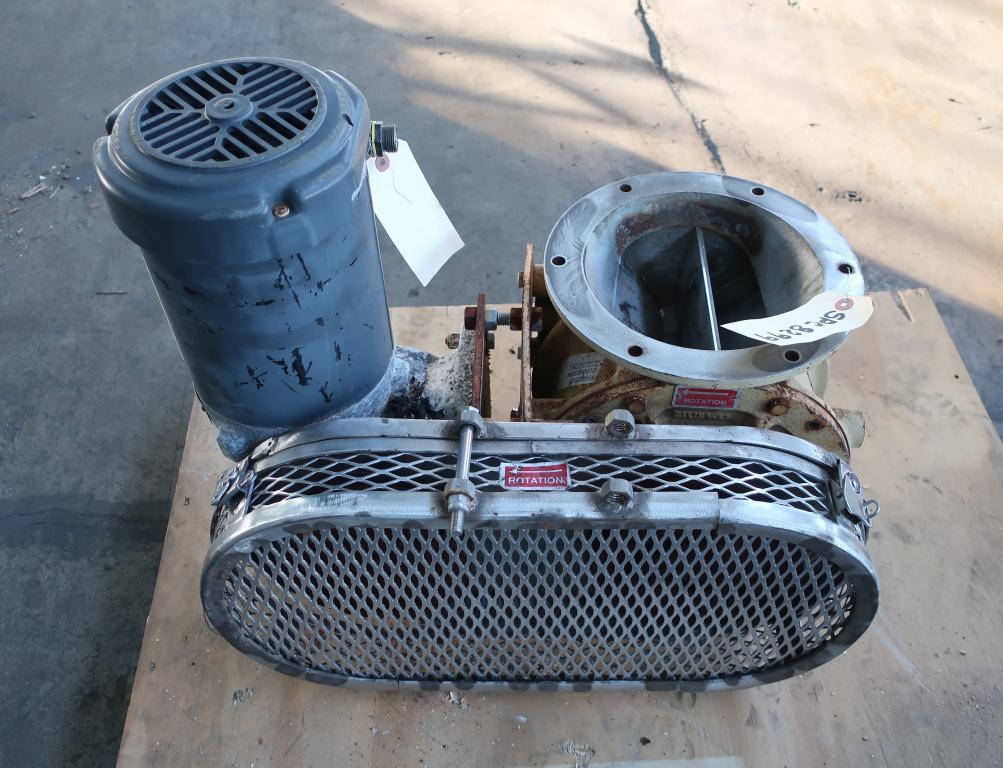 Valve 8 CS Premier Pneumatics rotary airlock feeder3