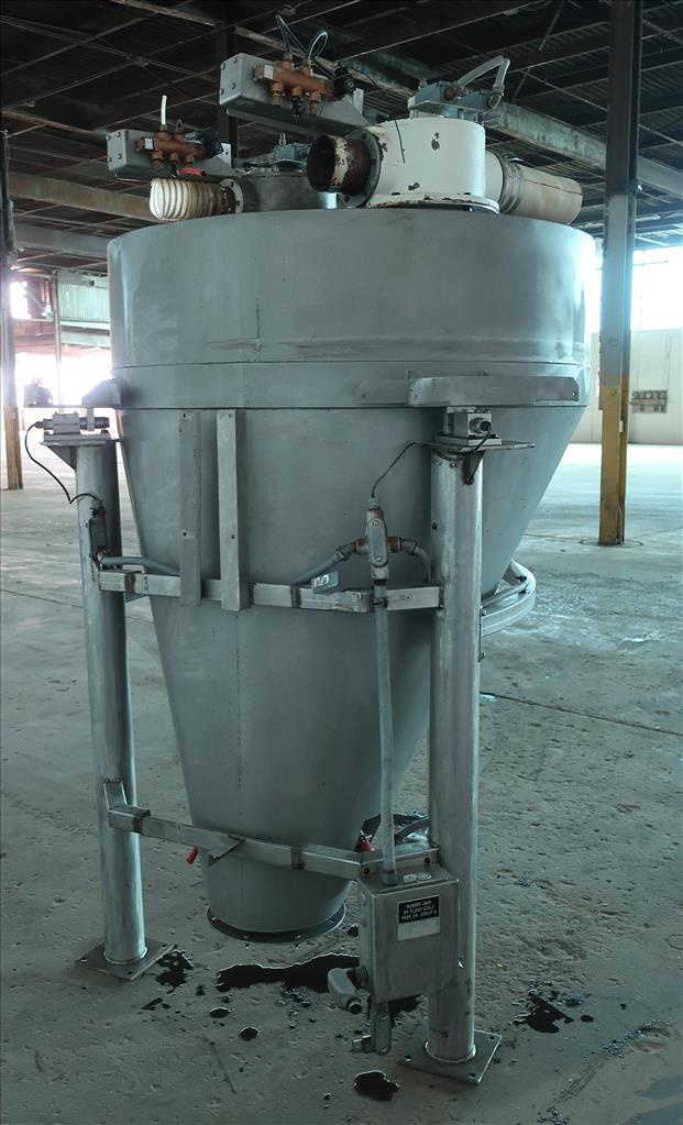 Bin 45 cu.ft., bulk storage bin, Stainless Steel3