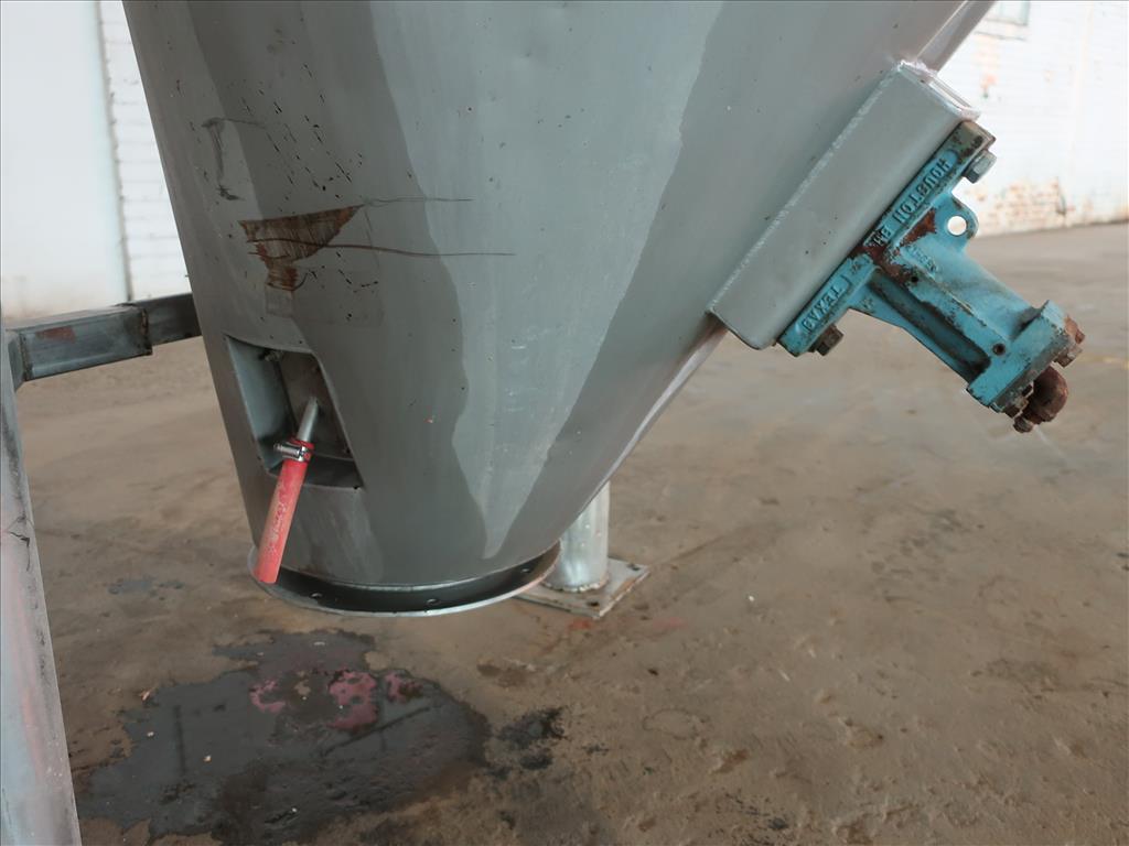 Bin 45 cu.ft., bulk storage bin, Stainless Steel5