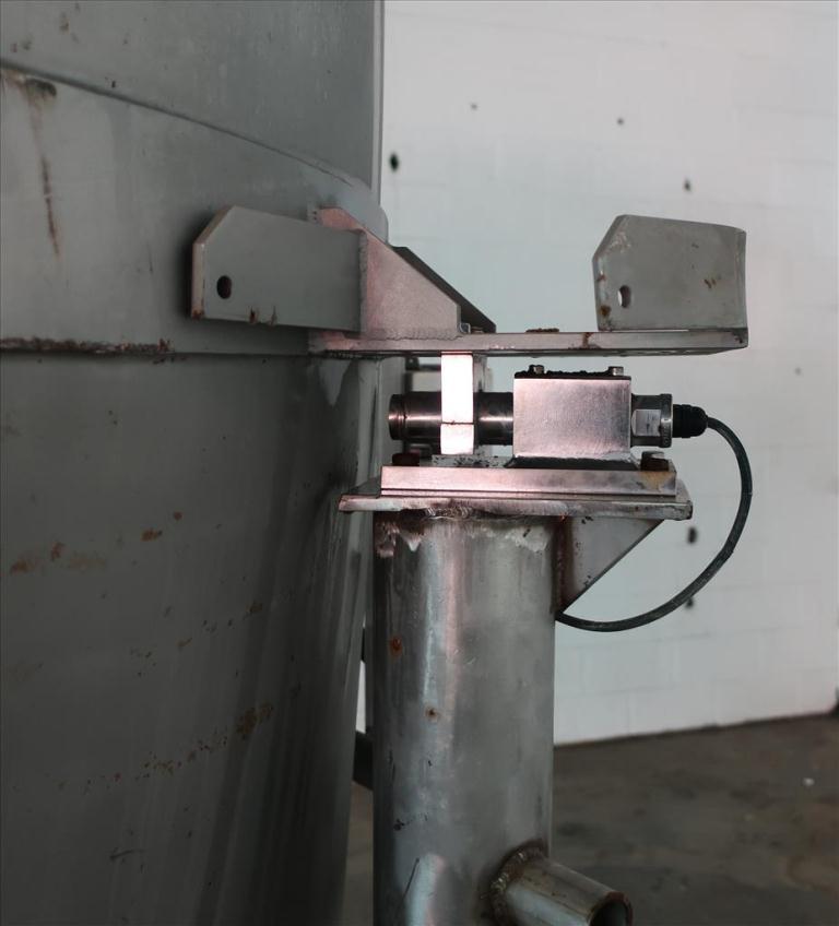Bin 45 cu.ft., bulk storage bin, Stainless Steel8