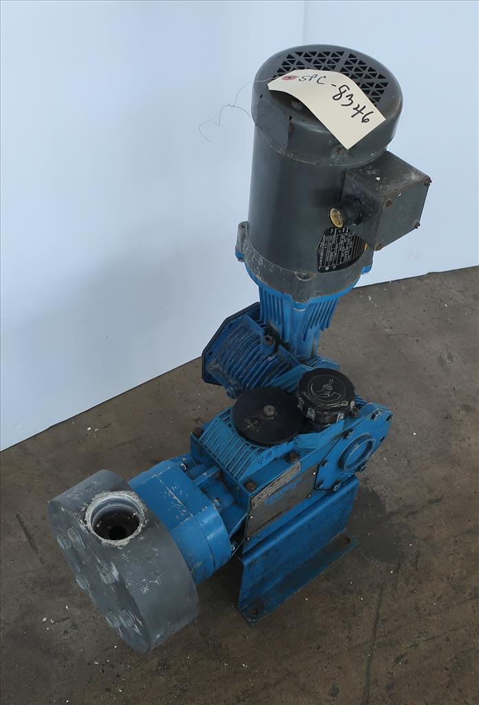 Pump Pulsatron diaphragm metering pump, poly1