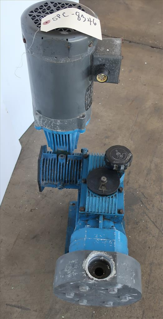 Pump Pulsatron diaphragm metering pump, poly3