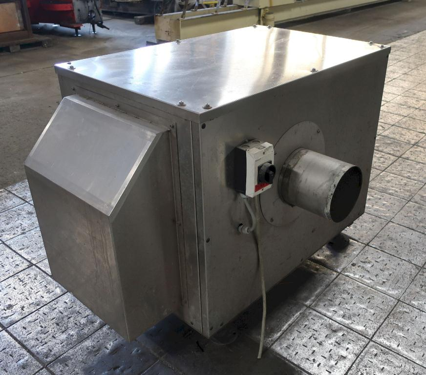 Unscrambler Lanfranchi bottle unscrambler model L3-SR18/24, Stainless Steel, up to 450 cpm10
