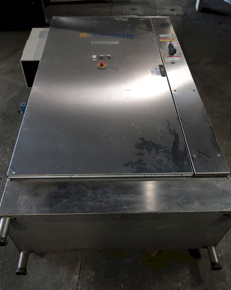 Unscrambler Lanfranchi bottle unscrambler model L3-SR18/24, Stainless Steel, up to 450 cpm13