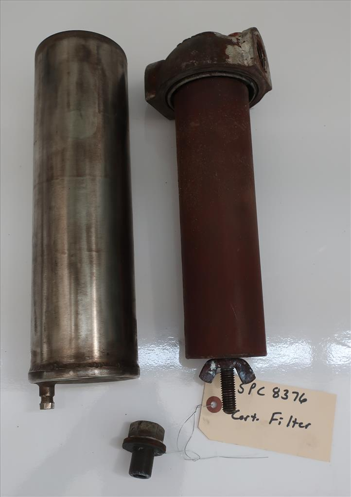 Filtration Equipment 3/4 ntp Selas cartridge filter Stainless Steel3
