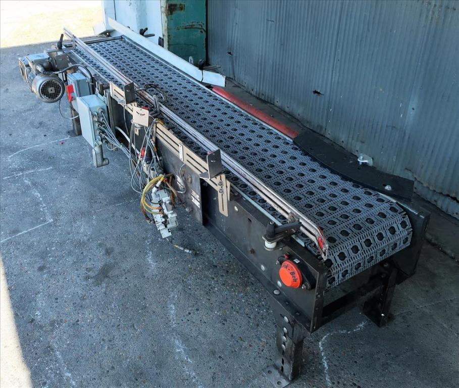 Conveyor belt conveyor CS, 14 wide x 7-0 long1