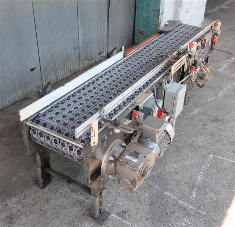 Conveyor belt conveyor CS, 14 wide x 7-0 long2