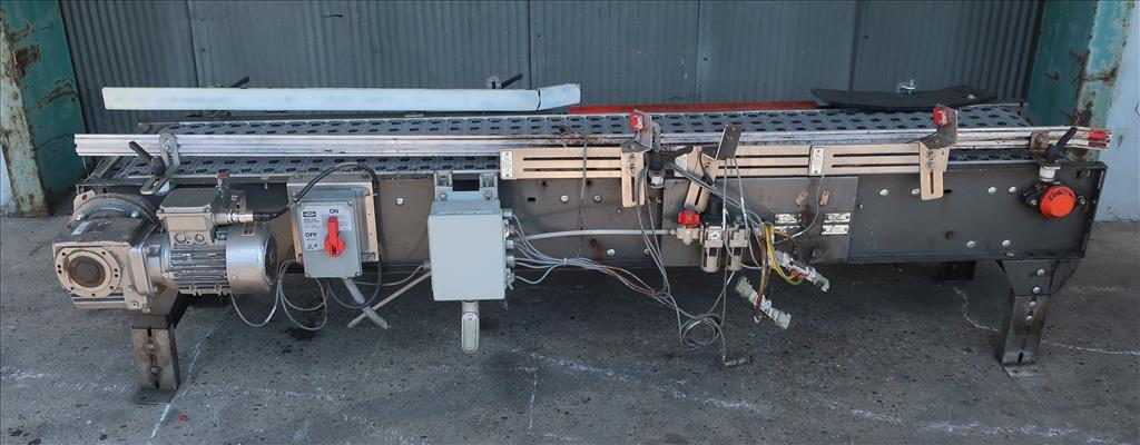 Conveyor belt conveyor CS, 14 wide x 7-0 long3
