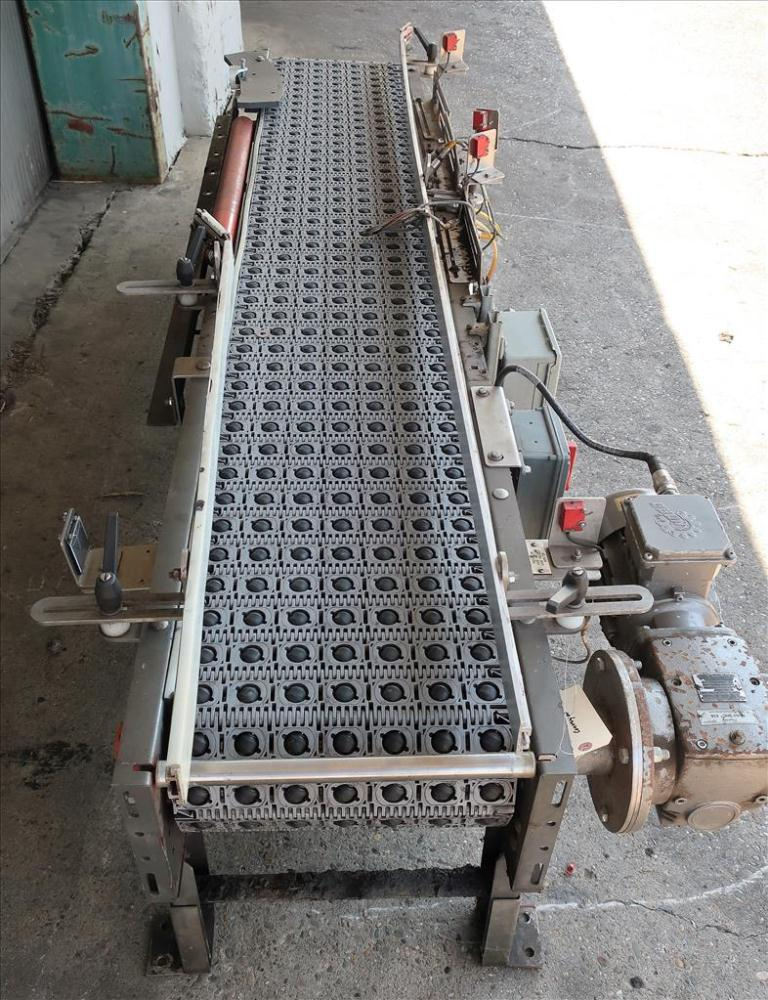 Conveyor belt conveyor CS, 14 wide x 7-0 long4