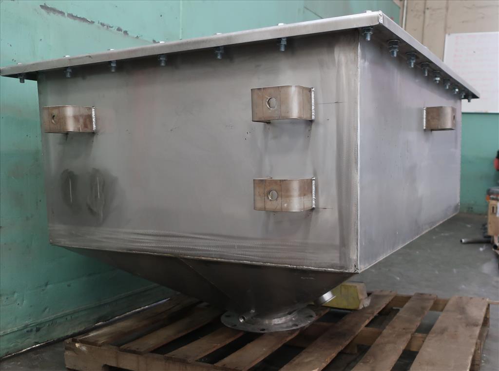 Bin 23.8 cu.ft., bulk storage bin, Stainless Steel2