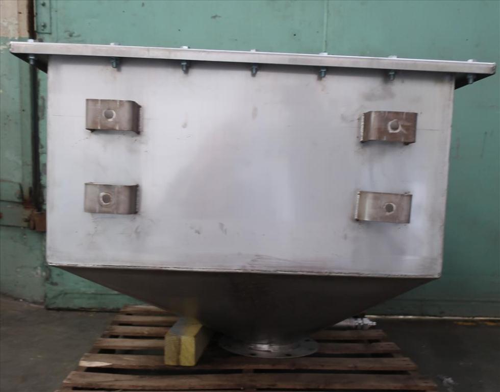Bin 23.8 cu.ft., bulk storage bin, Stainless Steel4