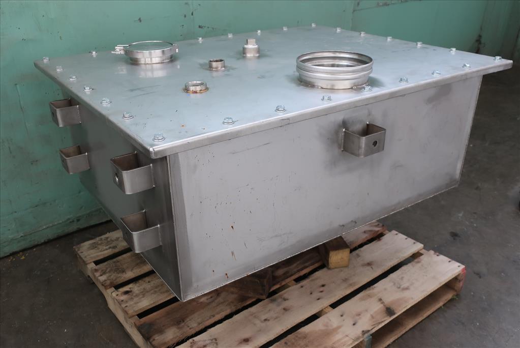 Bin 23.8 cu.ft., bulk storage bin, Stainless Steel1