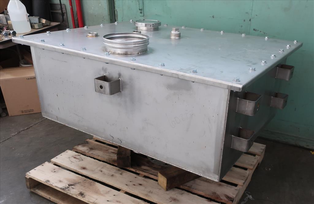 Bin 23.8 cu.ft., bulk storage bin, Stainless Steel3