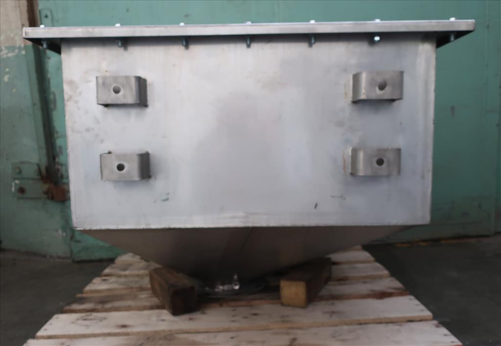 Bin 23.8 cu.ft., bulk storage bin, Stainless Steel5