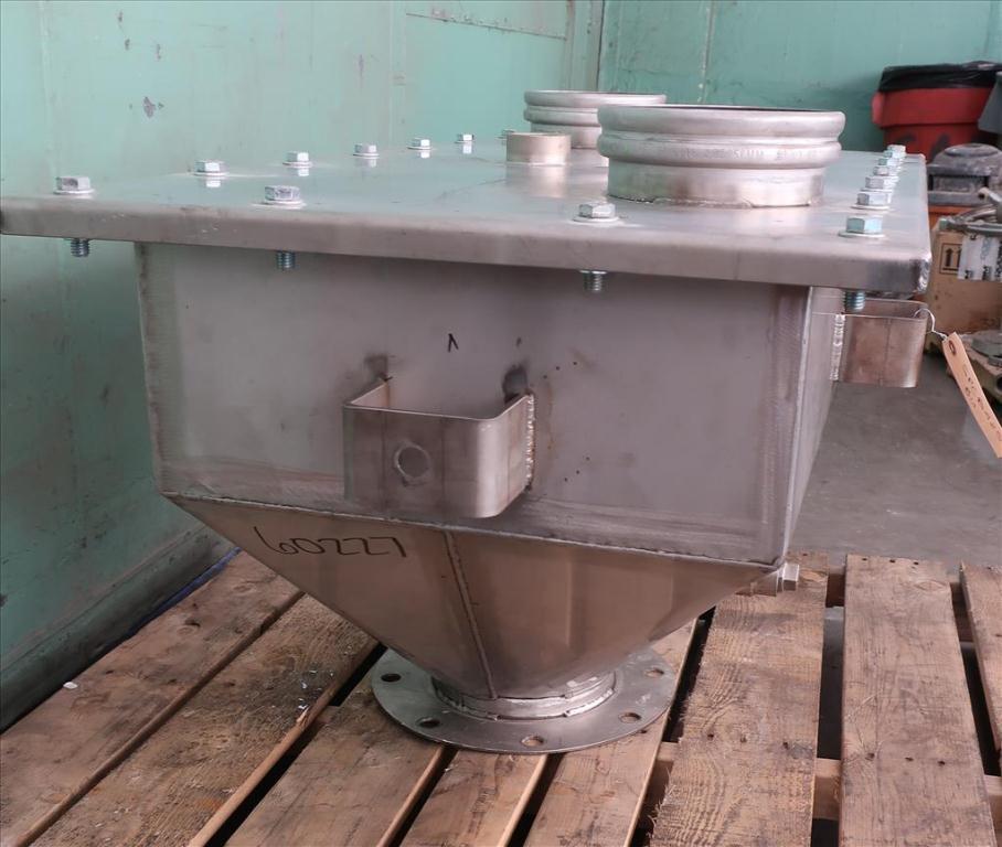 Bin 5.33 cu.ft., bulk storage bin, Stainless Steel2