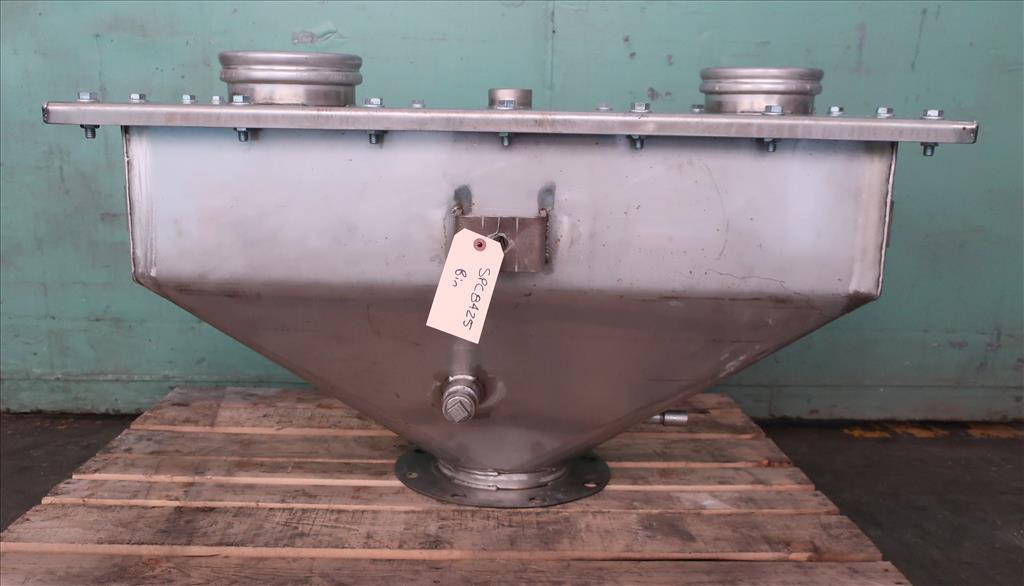 Bin 5.33 cu.ft., bulk storage bin, Stainless Steel3