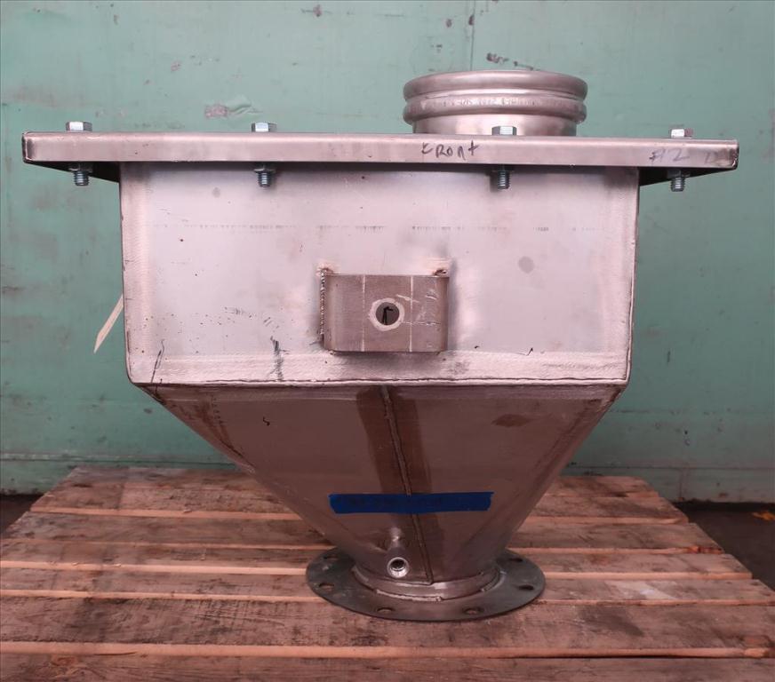 Bin 5.33 cu.ft., bulk storage bin, Stainless Steel4
