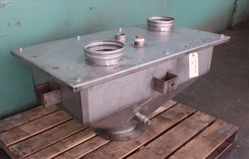 Bin 5.33 cu.ft., bulk storage bin, Stainless Steel1