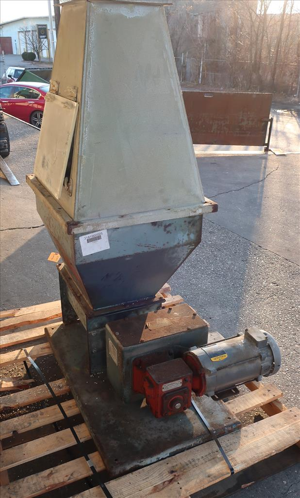 Feeder 4 Acrison screw feeder CS2