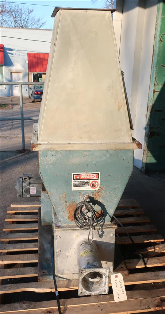 Feeder 4 Acrison screw feeder CS3