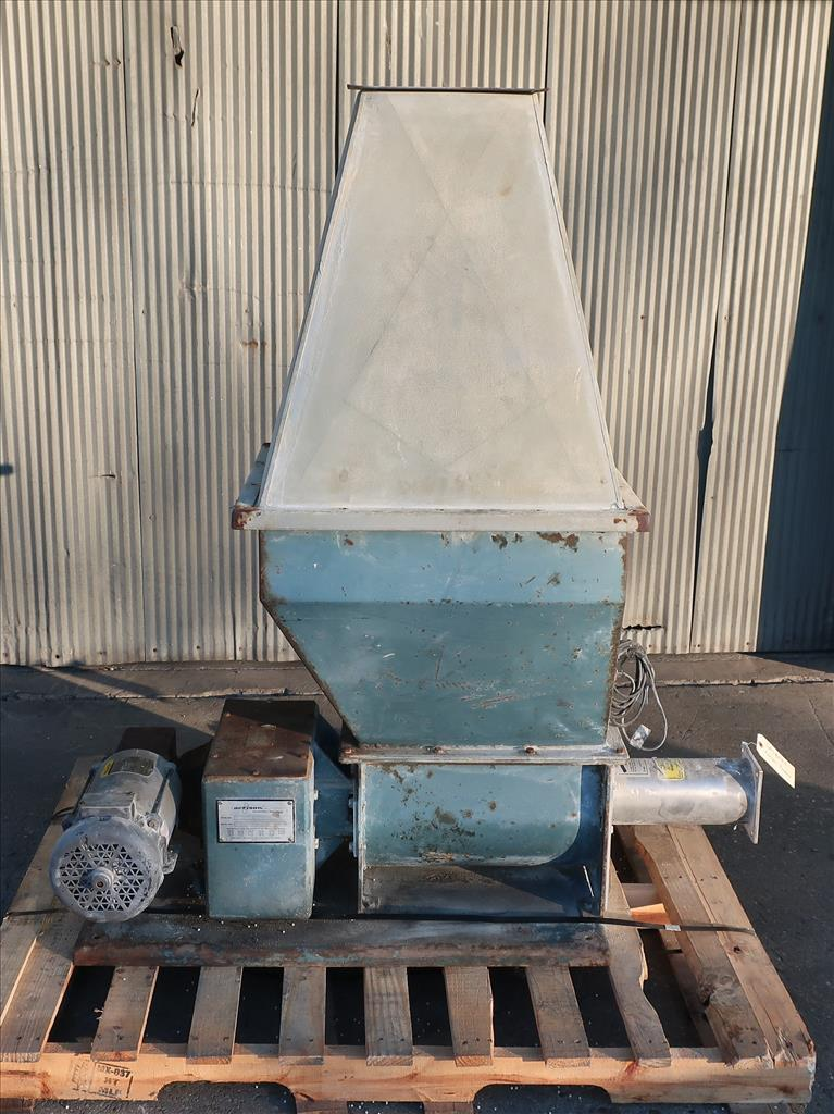 Feeder 4 Acrison screw feeder CS5